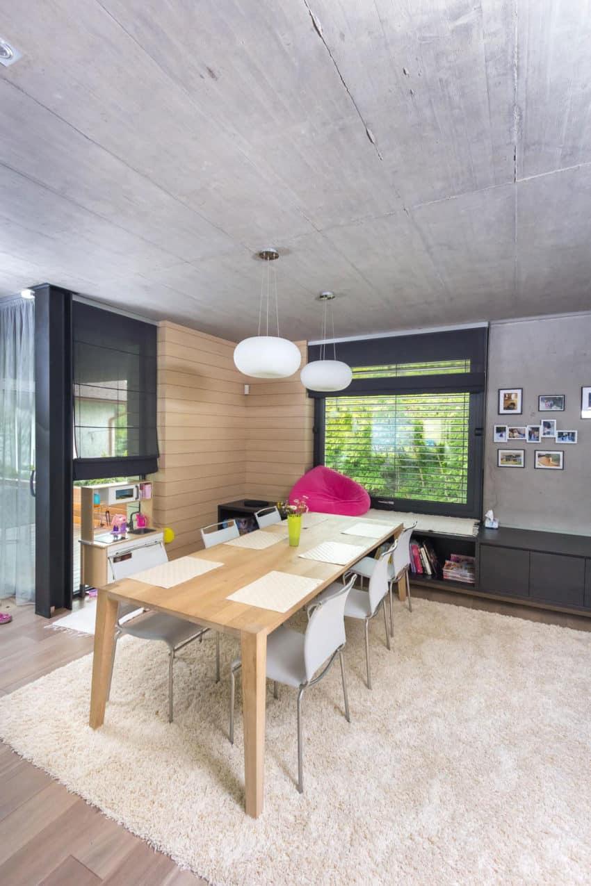 Villa M by Architektonicke Studio Atrium (12)