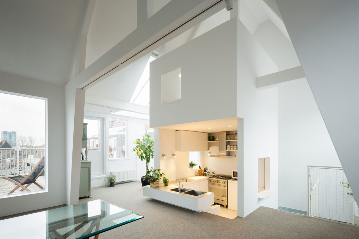 Apartment in Amsterdam by MAMM Design (3)