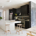 Brick House by Clare Cousins Architects (10)
