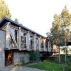 Casa Estero Puente by Aranguiz-Bunster Arquitectos (6)