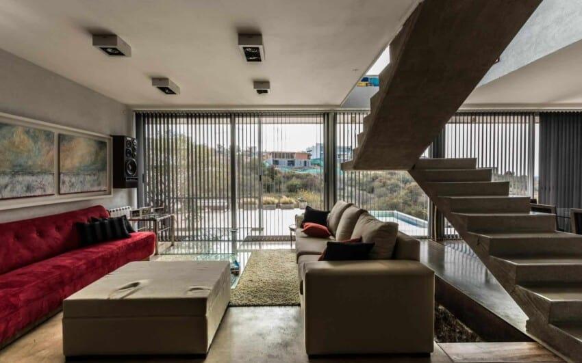 Casa La Rufina by Federico Olmedo (10)