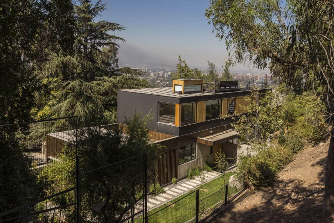 Casa Lo Curro by Nicolas Loi (1)