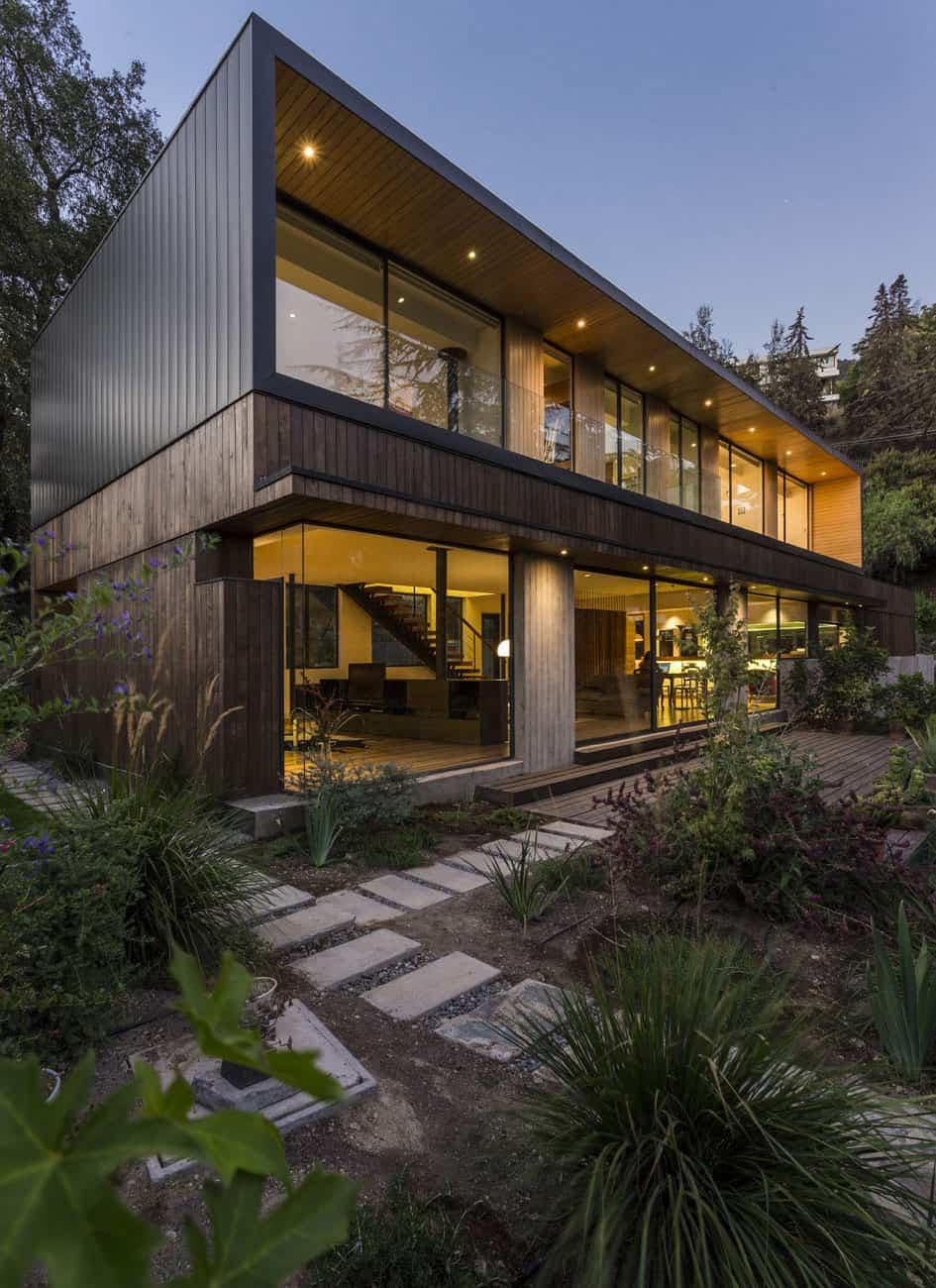 Casa Lo Curro by Nicolas Loi (12)