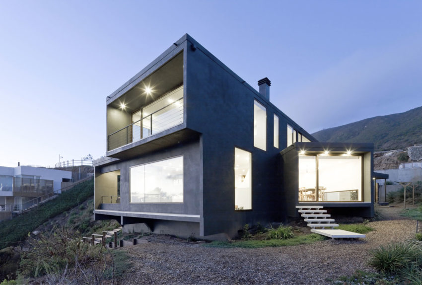 Catch the Views House by LAND Arquitectos (13)