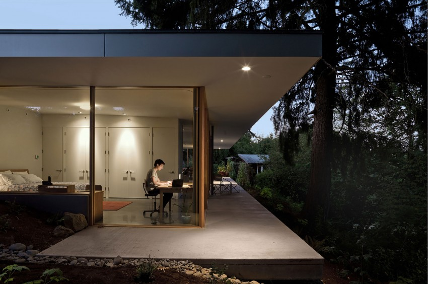 Courtyard House by NO ARCHITECTURE (9)