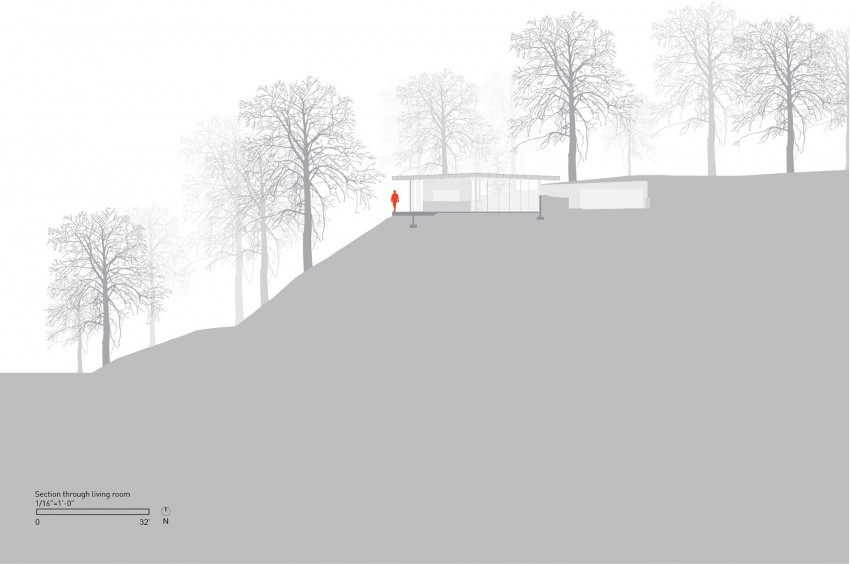Courtyard House by NO ARCHITECTURE (15)
