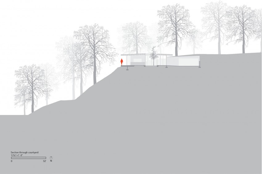 Courtyard House by NO ARCHITECTURE (17)