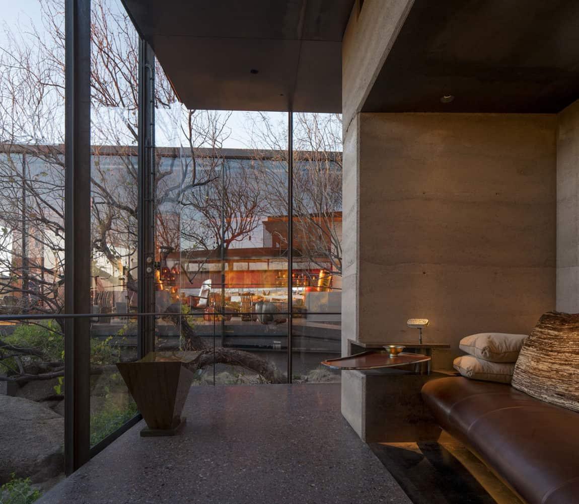 Desert Courtyard House by Wendell Burnette Architects (15)