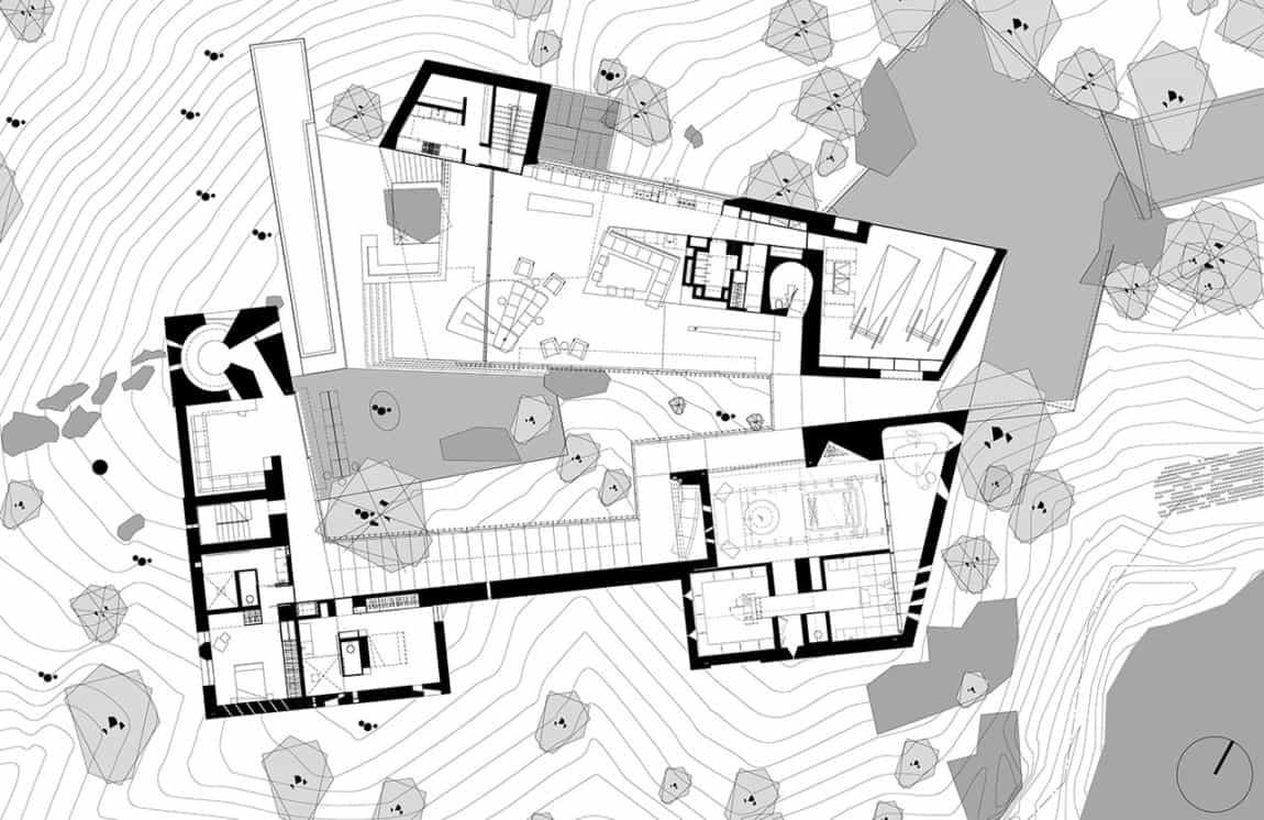 Desert Courtyard House by Wendell Burnette Architects (23)