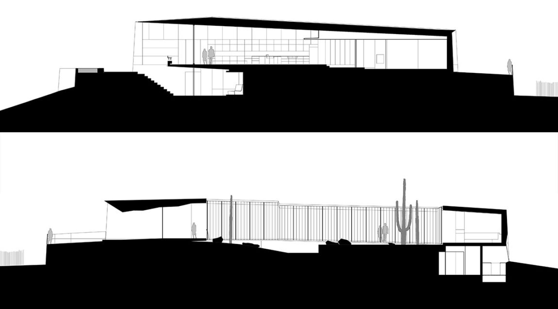 Desert Courtyard House by Wendell Burnette Architects (25)