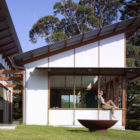Dogtrot House by Dunn & Hillam Architects (2)