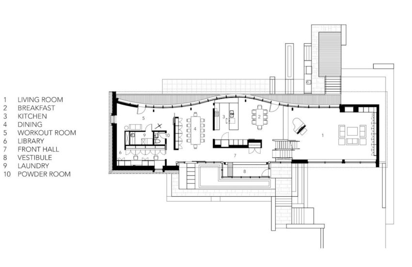 House in Kings Cross by BORTOLOTTO (18)