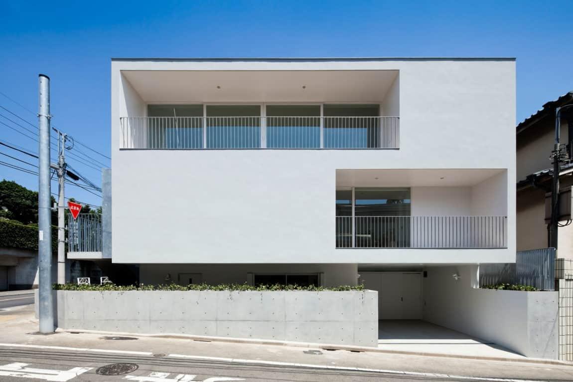 House in Yakumo by Yaita and Associates (2)