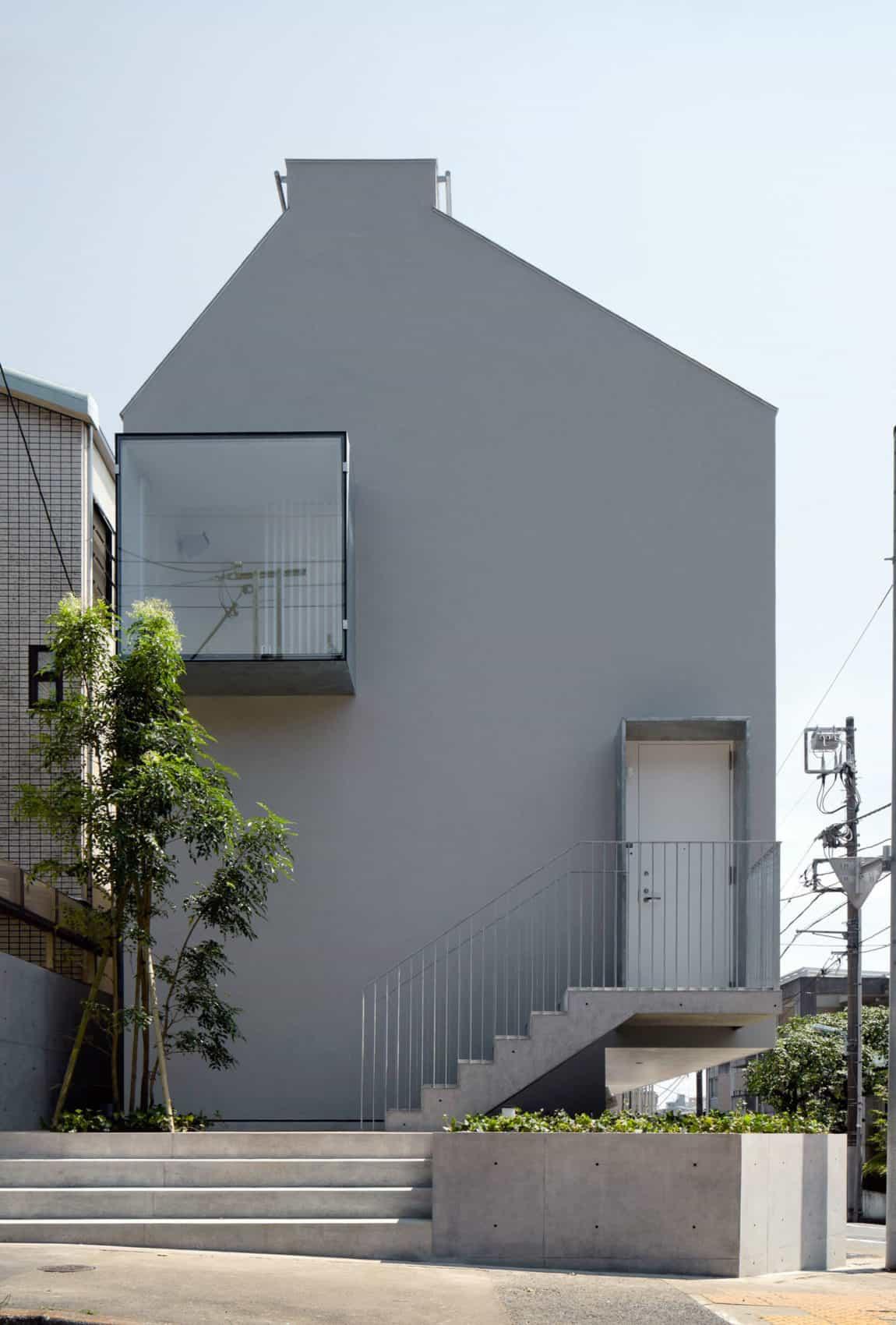 House in Yakumo by Yaita and Associates (4)