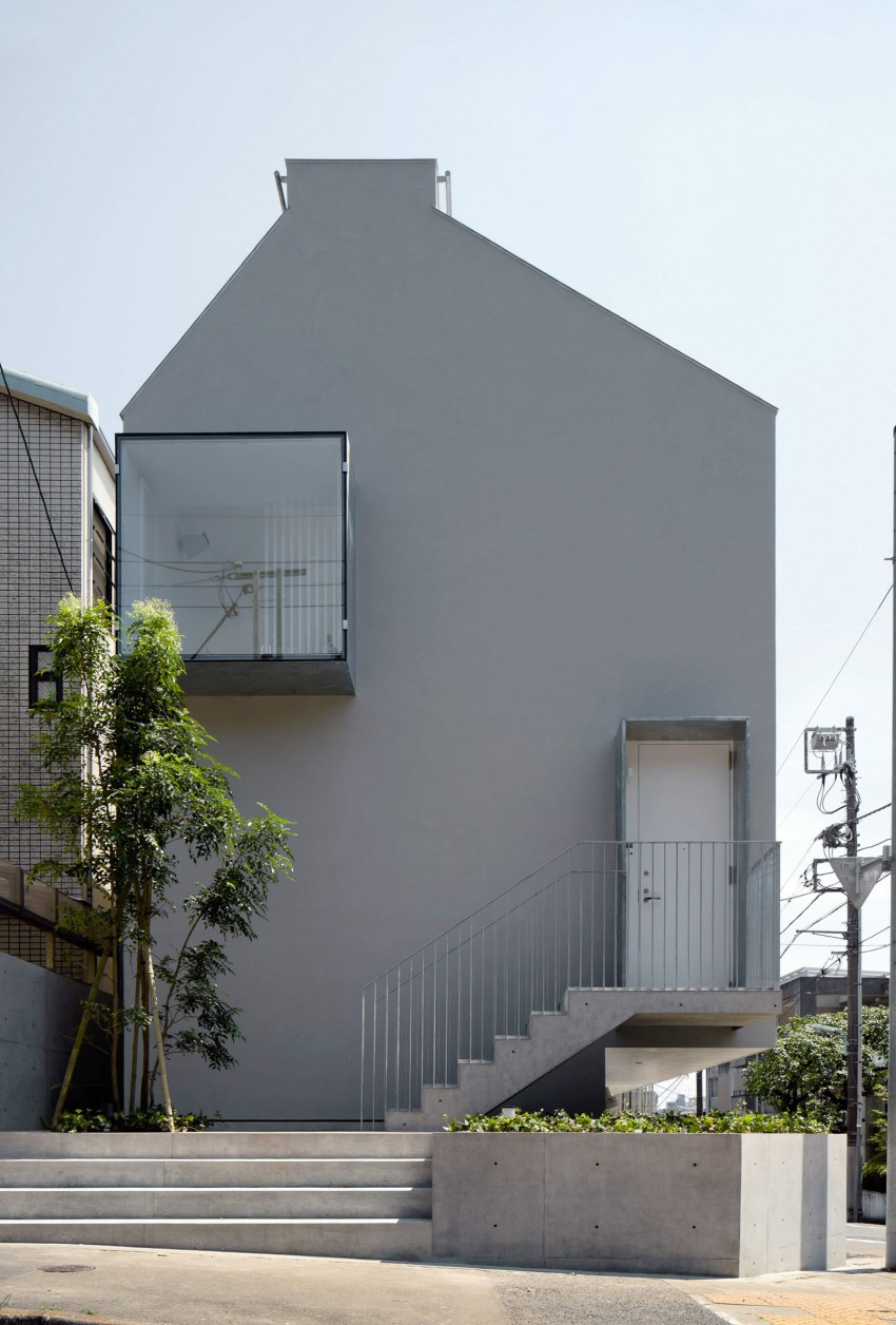 House in Yakumo by Yaita and Associates (4)