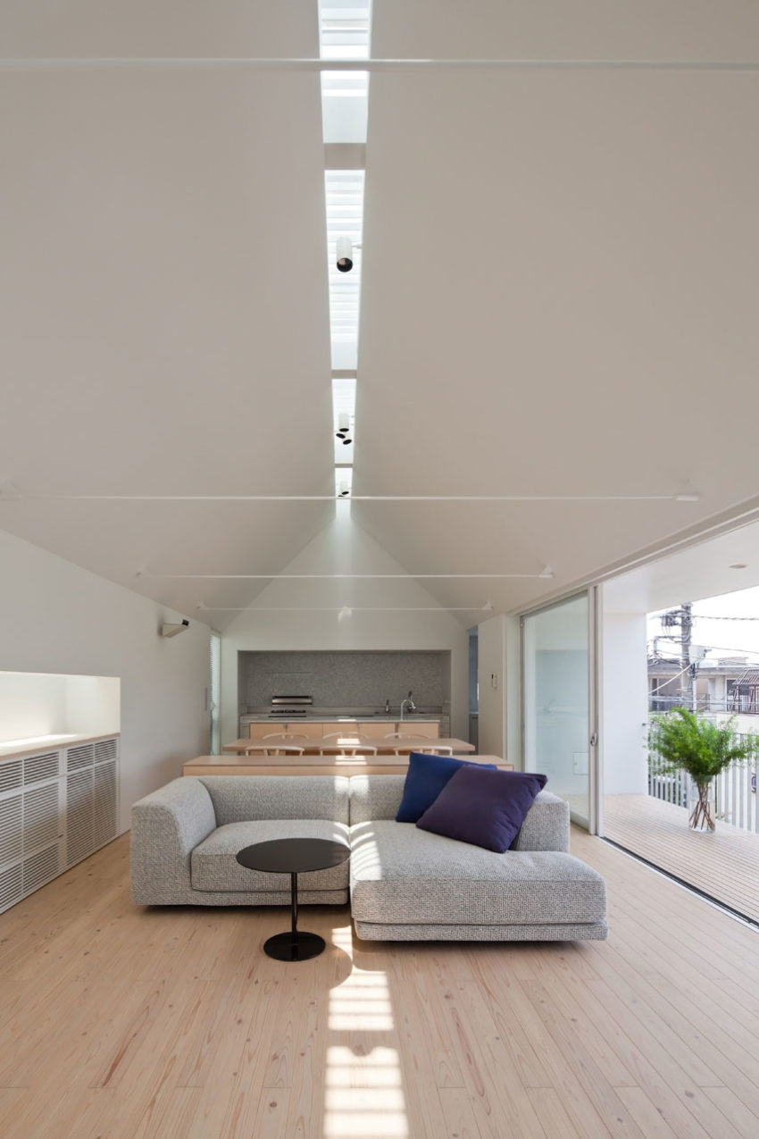 House in Yakumo by Yaita and Associates (6)