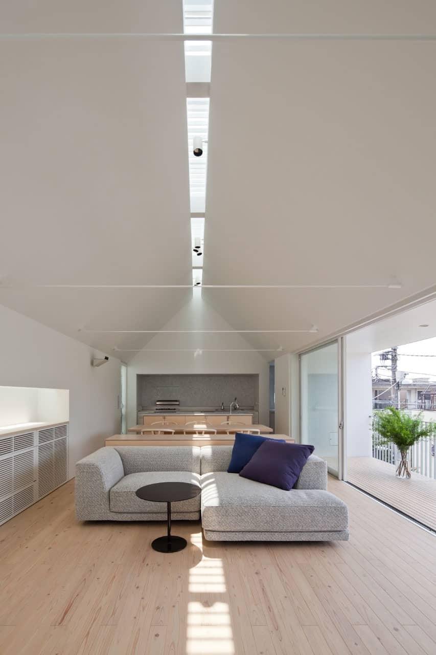 House in Yakumo by Yaita and Associates (6)