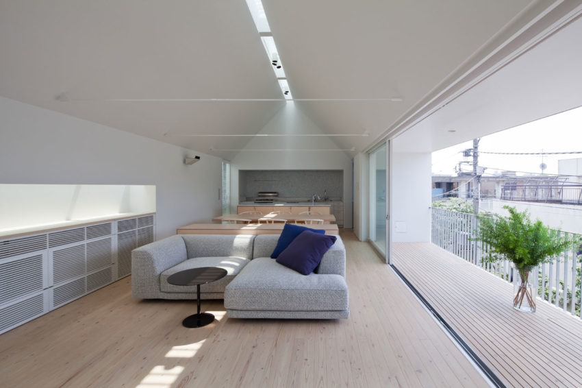 House in Yakumo by Yaita and Associates (7)