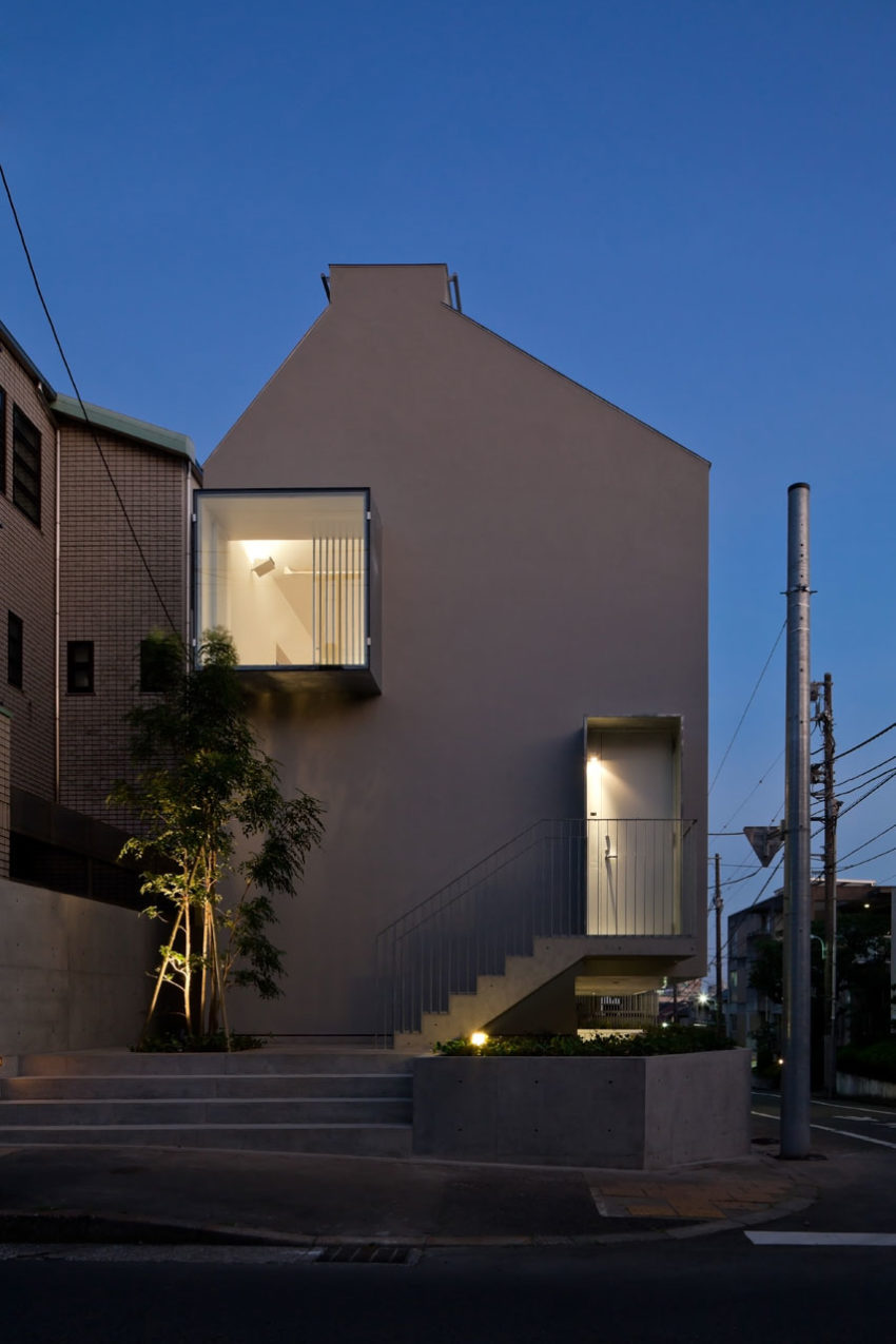 House in Yakumo by Yaita and Associates (22)