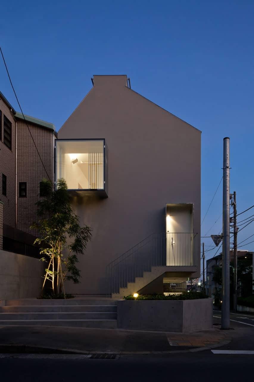 House in Yakumo by Yaita and Associates (22)