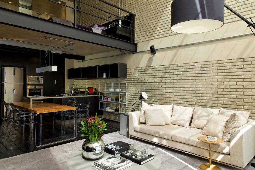 Industrial Loft by Diego Revollo Arquitetura (6)