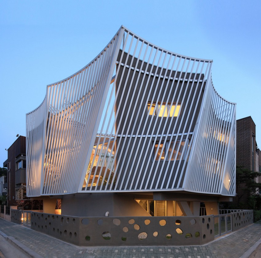 Kyeong Dok Jai by IROJE KHM Architects (22)