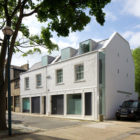 Mews House Primrose Hill 2 by Robert Dye Architects (1)