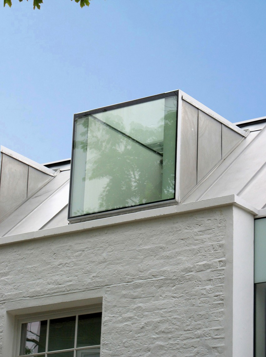 Mews House Primrose Hill 2 by Robert Dye Architects (2)