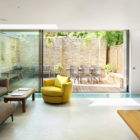 Mews House Primrose Hill 2 by Robert Dye Architects (6)