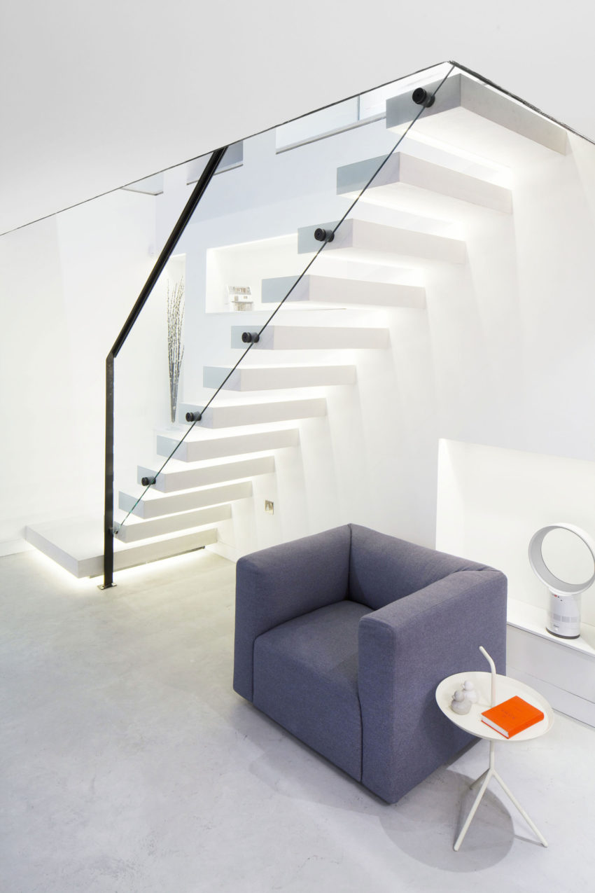 Mews House Primrose Hill 2 by Robert Dye Architects (7)