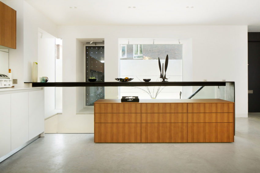 Mews House Primrose Hill 2 by Robert Dye Architects (11)