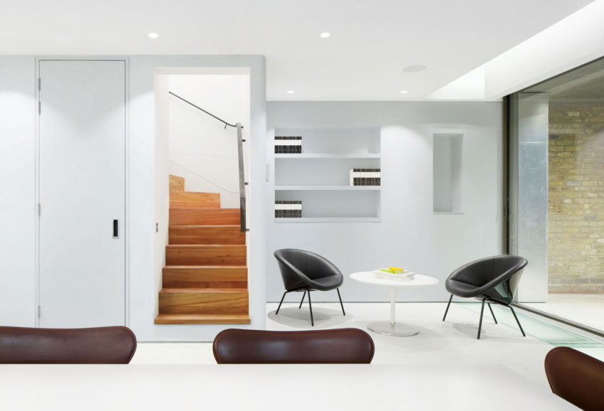 Mews House Primrose Hill 2 by Robert Dye Architects (12)