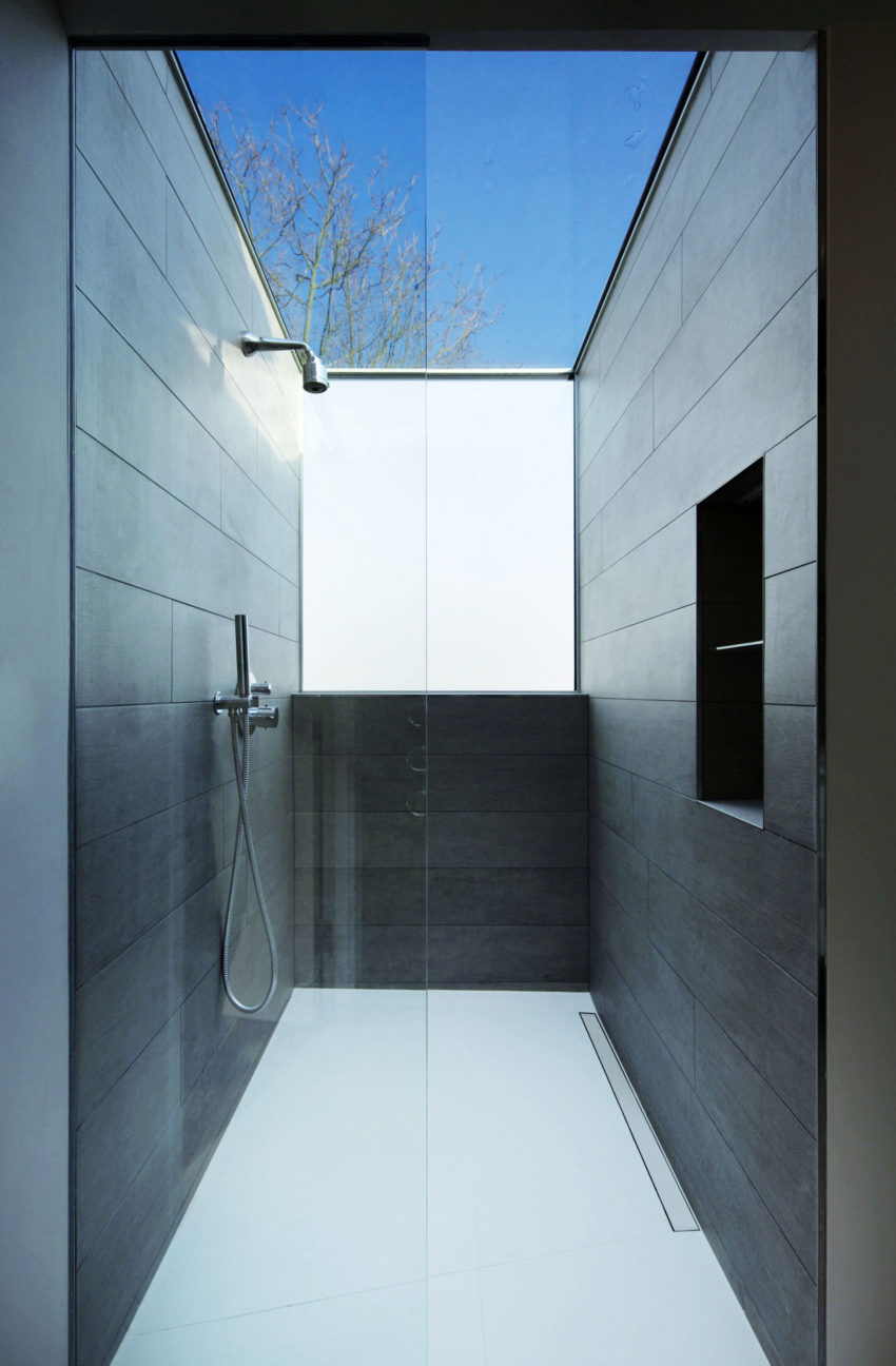 Mews House Primrose Hill 2 by Robert Dye Architects (15)