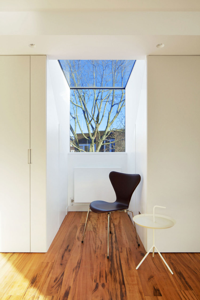 Mews House Primrose Hill 2 by Robert Dye Architects (18)