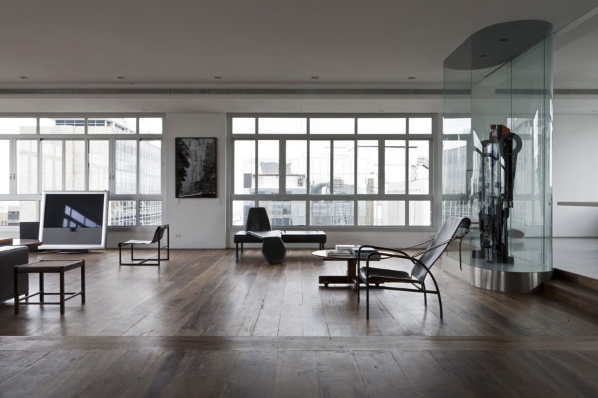 Paulista Apartment by Triptyque (3)