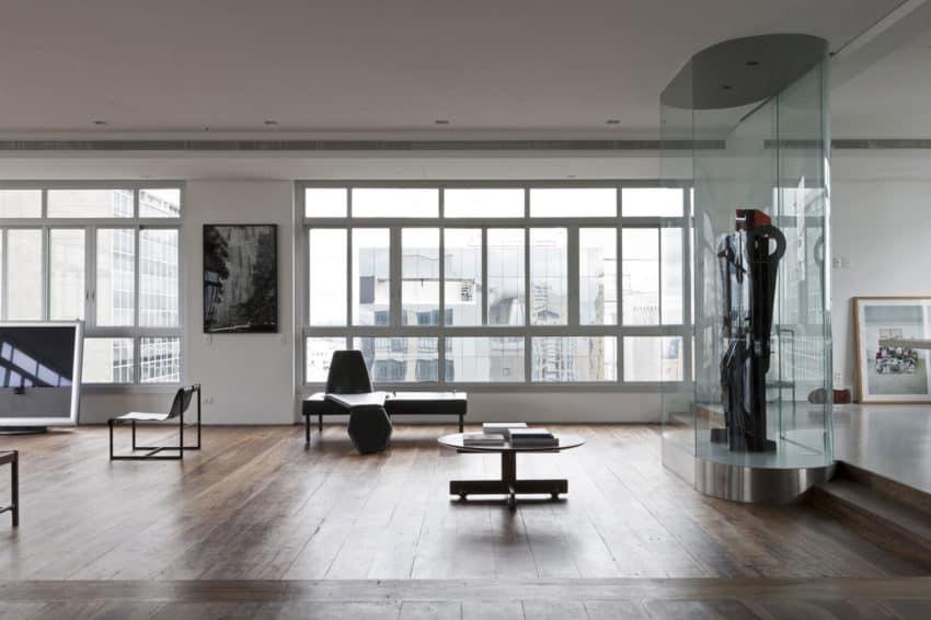 Paulista Apartment by Triptyque (4)