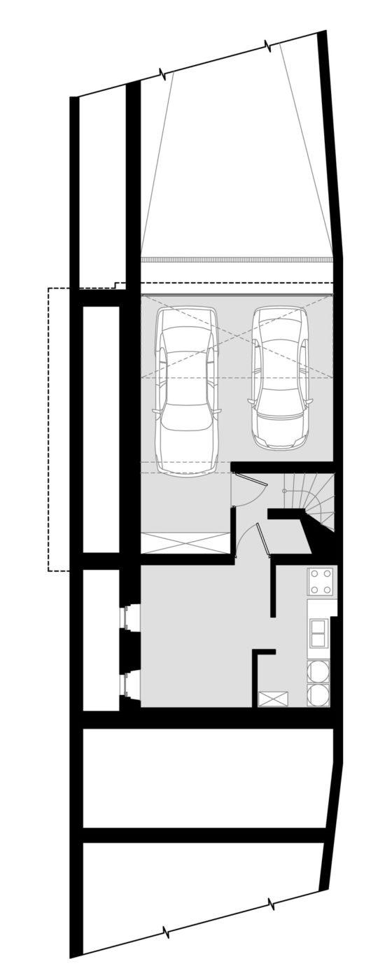 Perforated House by Piotr Kluj & Paweł Litwinowicz (22)
