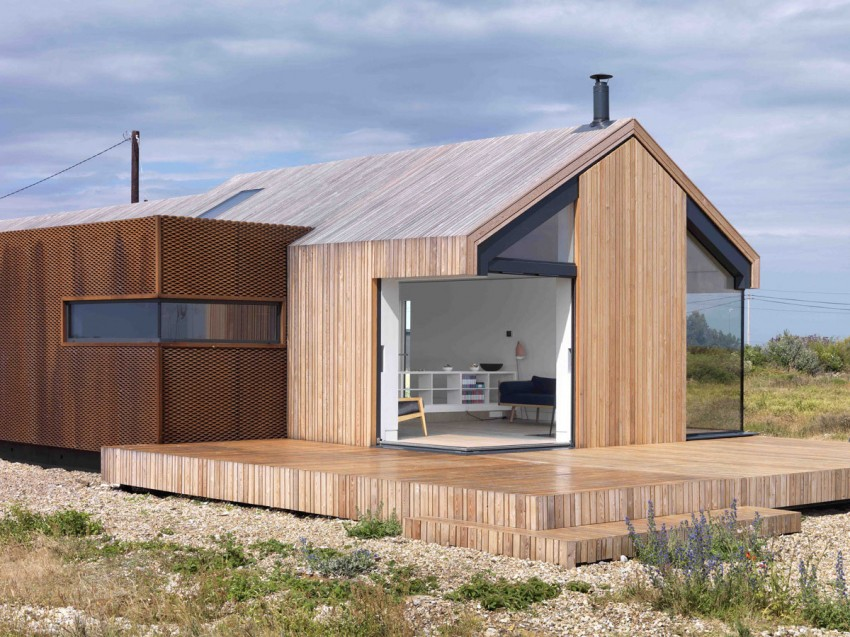Pobble House by Guy Hollaway Architects (6)