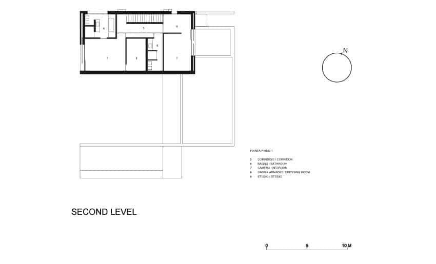 R+O House by Bianco + Gotti Architetti (16)