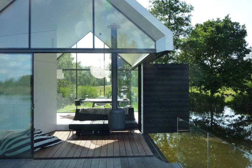 Recreational Island House by 2by4-architects (11)