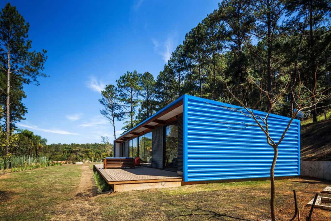 Residência O.Z. by Andrade Morettin Arquitetos (3)