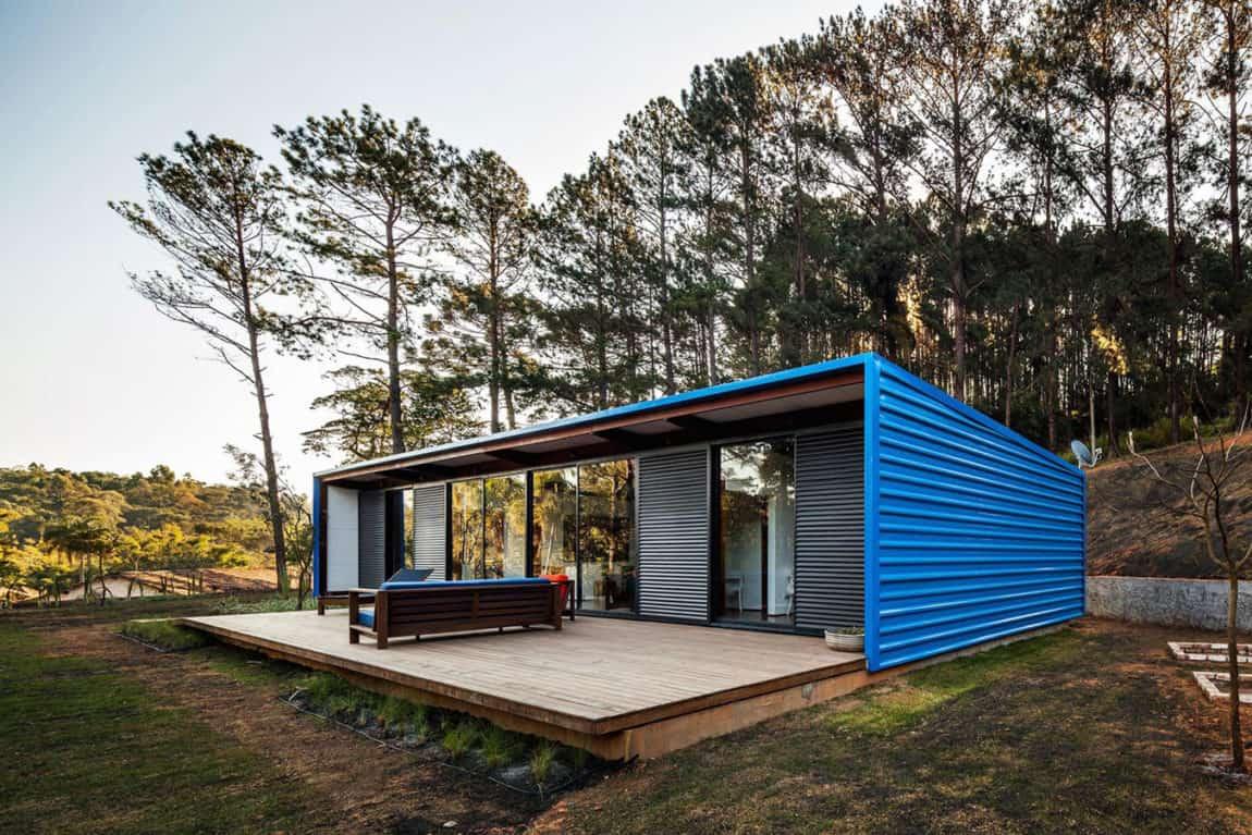 Residência O.Z. by Andrade Morettin Arquitetos (4)