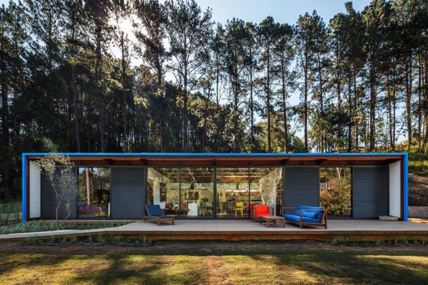 Residência O.Z. by Andrade Morettin Arquitetos (5)