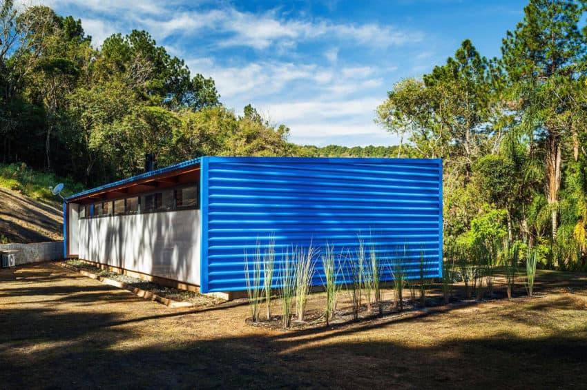 Residência O.Z. by Andrade Morettin Arquitetos (11)