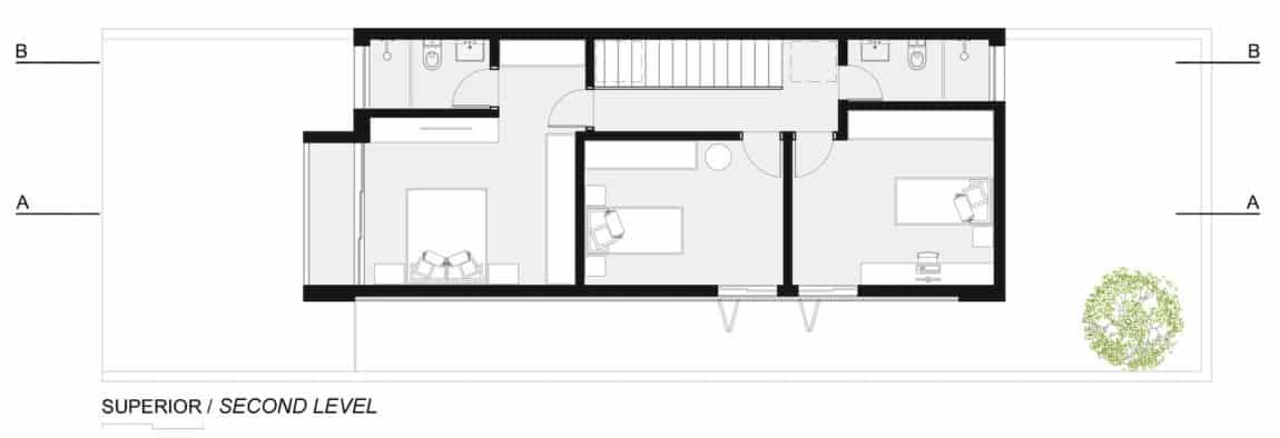 Residência Sorocaba by Estudio BRA arquitetura (12)