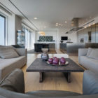 Rothschild 1 Tower Condominium by Lev Gargir Architects (2)