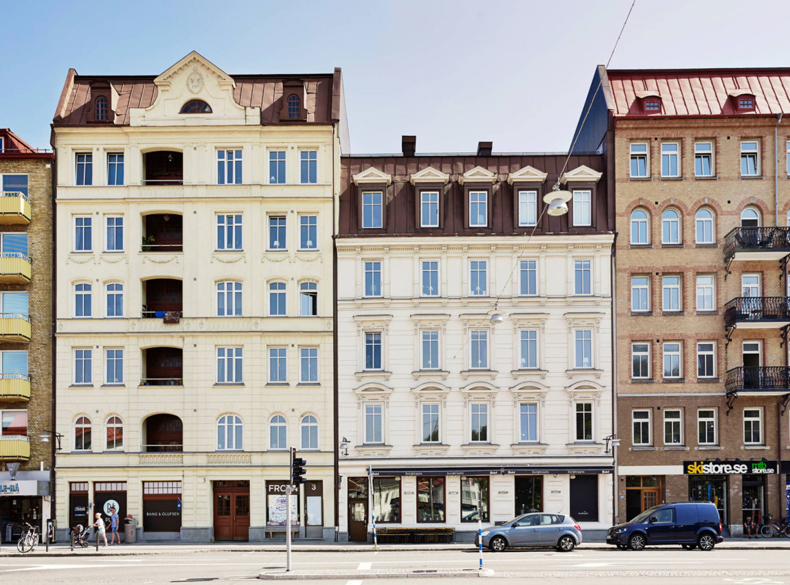 Spacious Apartment Overlooking Skansen Kronan (1)
