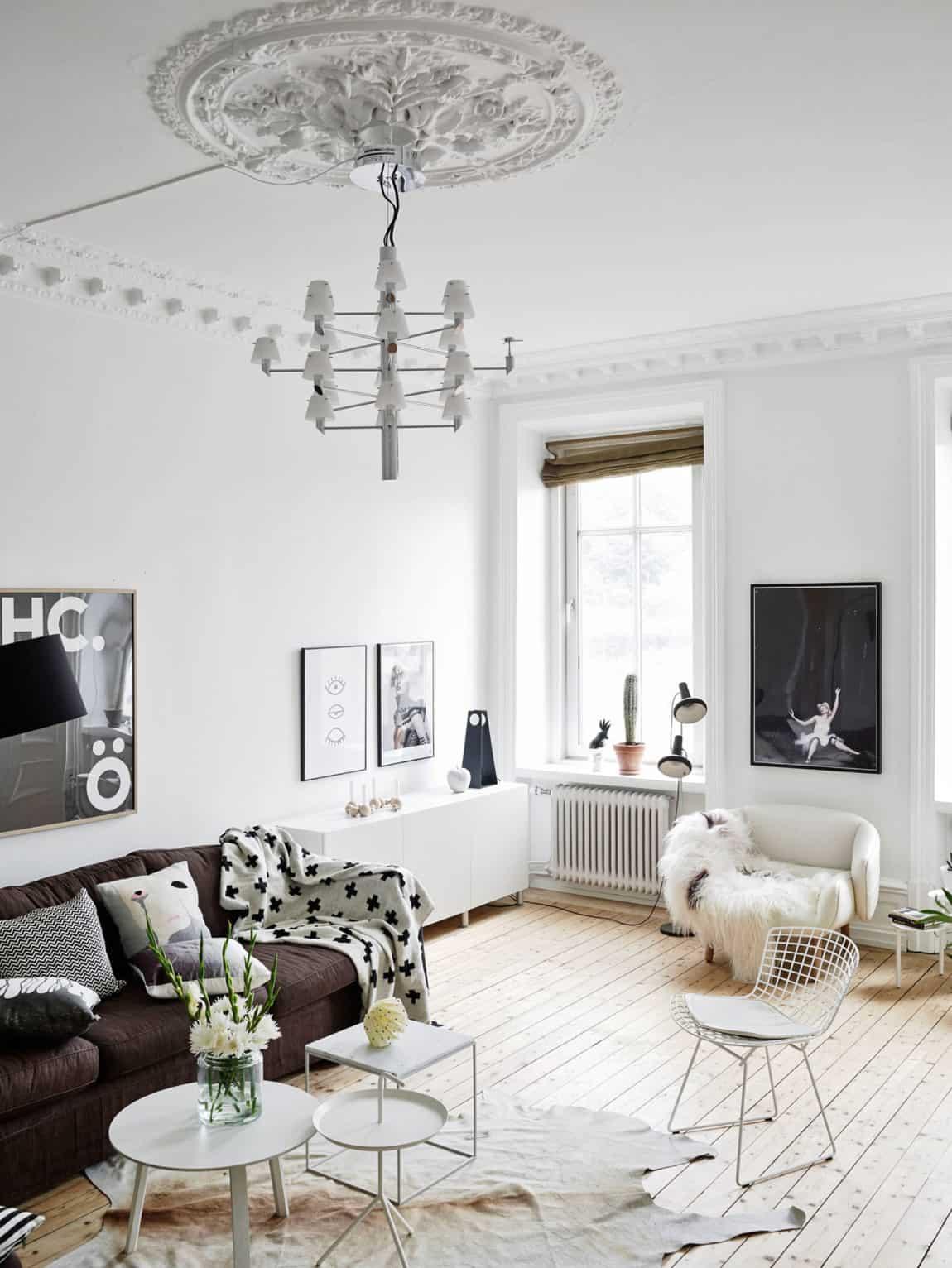 Spacious Apartment Overlooking Skansen Kronan (7)