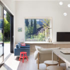 St Kilda East House by Clare Cousins Architects (4)