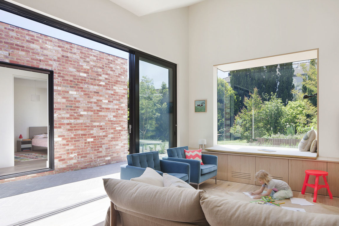 St Kilda East House by Clare Cousins Architects (5)